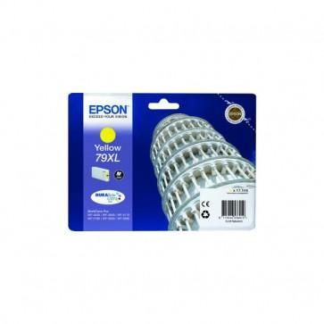 Originale Epson C13T79044010 Cartuccia inkjet alta capacità blister RS 79XL ml. 17,1 giallo