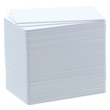 Consumabili per Badgy Tessere in PVC alto spessore 0,76 mm CBGC0030W (conf.100)
