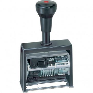 Timbro numeratore datario ND6K Reiner ND6K.block