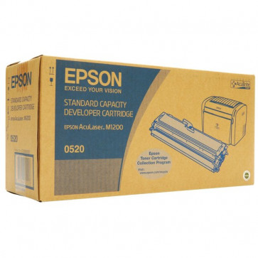 Originale Epson C13S050520 Developer nero