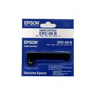 Originale Epson C43S015354 Nastro ERC-09B nero