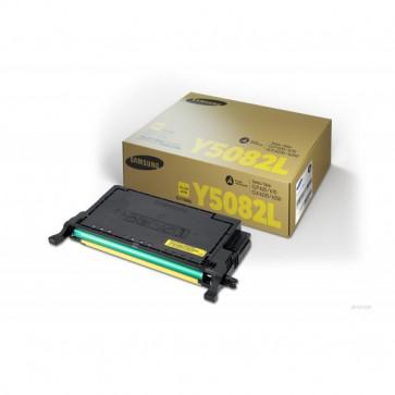 Originale Samsung CLT-Y5082L-ELS Toner alta capacità giallo