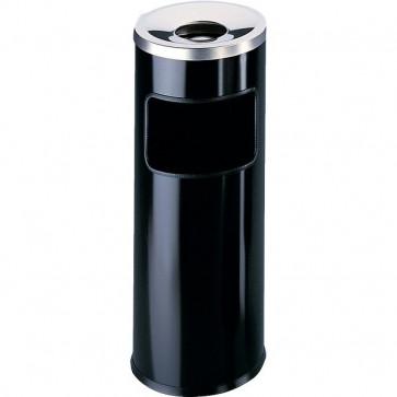 Posacenere autoestinguente Durable nero 63 cm 25 cm 3332-01