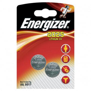 Pile Energizer Specialistiche Litio 2025 3 V 626981 (conf.2)