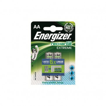 Ricaricabili Energizer stilo AA 2300 mAh 625997/635730 (conf.4)