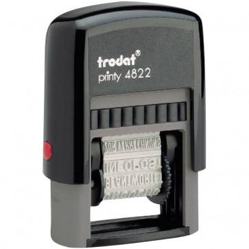 Polinome autoinchiostrante Printy 4822 Trodat TR4540