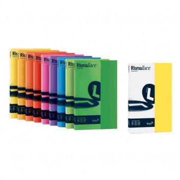 Cartoncino colorato Rismaluce Favini A4 140 g/mq arancio A65E204 (risma200)