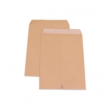 Buste a sacco con strip Pigna avana 19x26 cm 100 g/mq strip 0655116 (conf.500)