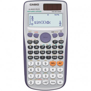 Calcolatrice scientifica FX 991ES PLUS Casio FX-991ES PLUS