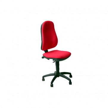 Sedia ergonomica Jazz Unisit rosso AICP/ER