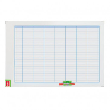 Planning magnetico Performance Nobo settimanale 60x90 cm 3048201
