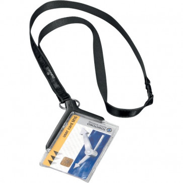 Card Holder Deluxe Durable 5,4x8,5 cm 8207-58 (conf.10)