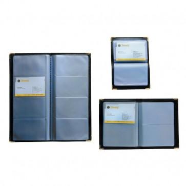 Portabiglietti da visita tascabili Tecnostyl 36 posti 7,5x11 cm NC36/BT621