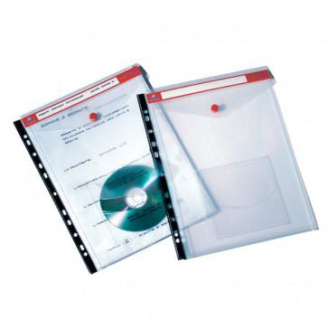Busta rubricabile Click 'n File Jumbo Tecnostyl AR23 (conf.5)