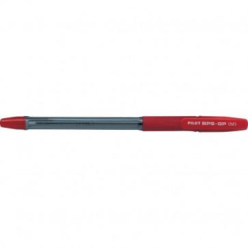 Penna a sfera BPS-GP Pilot rosso 1 mm 001587