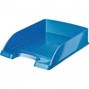 Portacorrispondenza Leitz Plus Standard WOW color azzurro perlato 52263036 (conf.5)