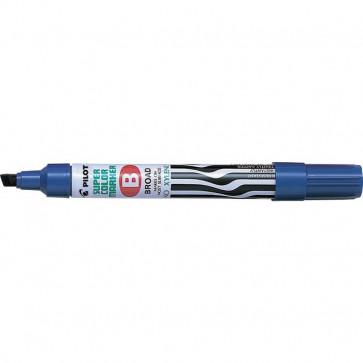 Marcatore punta a scalpello SCA Pilot broad blu 2-4,5 mm 002420