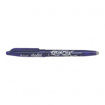 Penna a sfera cancellabile Frixion Ball Pilot viola 0,7 mm 006665