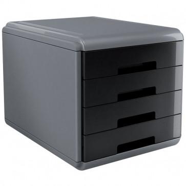 Accessori Da Scrivania My Desk Arda Cassettiera 29,5X38,5X28,2 Cm Nero 18P4Pn