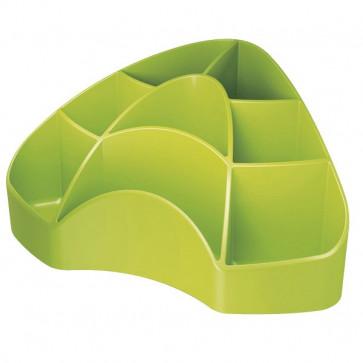 Accessori Da Scrivania My Desk Arda Portaoggetti 18,5X12,3X9 Cm Verde 7121V