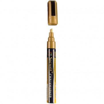 Pennarelli A Gesso Liquido Securit 2-6 Mm Oro Sma510-Gd