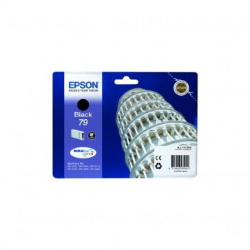 Originale Epson C13T79114010 Cartuccia inkjet blister RS 79 nero
