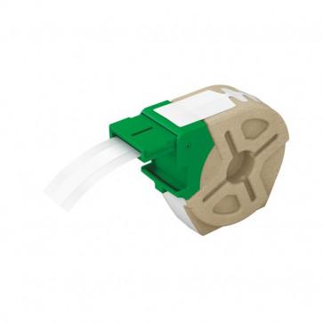 Nastri Per Etichettatrice Icon 12Mmx22M Per Indirizzi, Spedizioni, Segnaletica Bianco 70110001