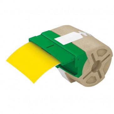 Nastri Per Etichettatrice Icon 88Mmx10M Impermeabili E Resistenti Ad Abrasioni E Raggi Uv Giallo 70160015