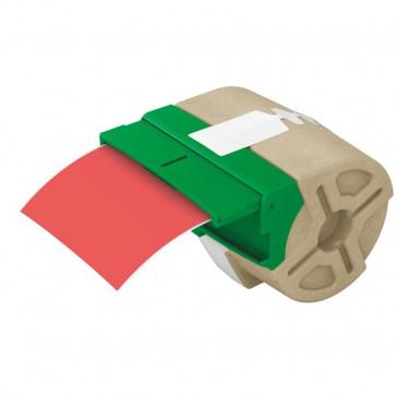 Nastri Per Etichettatrice Icon 88Mmx10M Impermeabili E Resistenti Ad Abrasioni E Raggi Uv Rosso 70160025