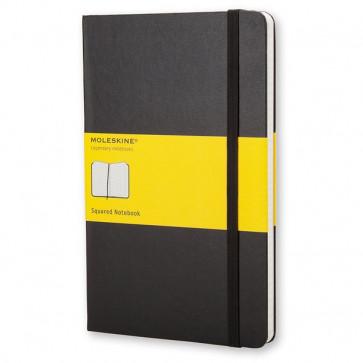 Taccuini Classic Copertina Rigida Moleskine Pocket (9X14 Cm) A Quadretti 192 Mm712