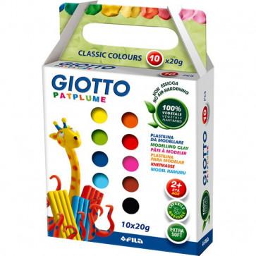 Astuccio Giotto Patplume Classici 10X20 G 512900