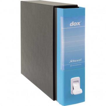 Registratori Dox 2 E Dox 5 Dox Dox 2 8 Cm Azzurro Capri D26201