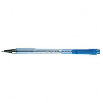Penna A Sfera A Scatto Bps Matic Pilot Blu 1 Mm 001621 (Conf.12)