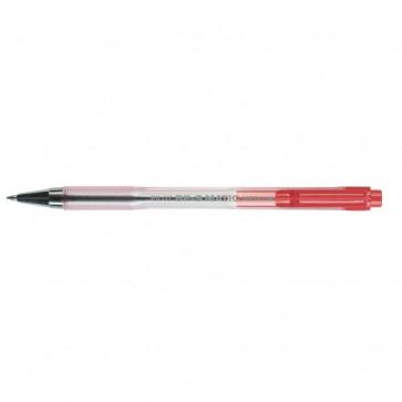 Penna A Sfera A Scatto Bps Matic Pilot Rosso 1 Mm 001622 (Conf.12)
