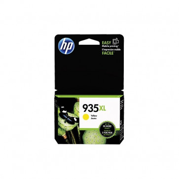 Originale HP C2P26AE Cartuccia inkjet alta capacità 935XL giallo