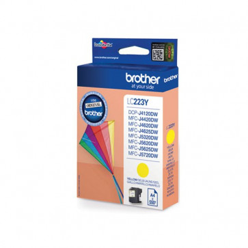 Originale Brother LC-223Y Cartuccia inkjet giallo