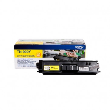 Originale Brother TN-900Y Toner altissima resa giallo