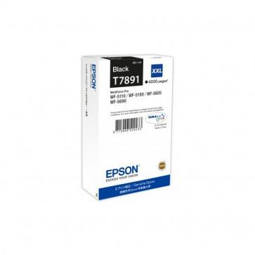 Originale Epson C13T789140 Cartuccia inkjet alta capacità T7891 nero