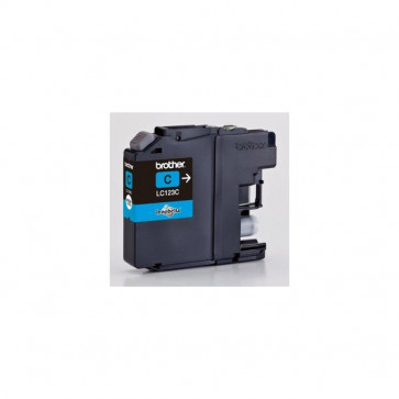 Originale Brother LC-123C Cartuccia inkjet LC-123 ciano
