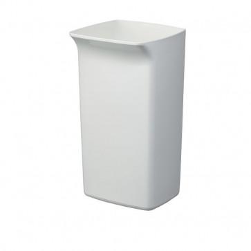Contenitore Durabin Durable 36,6x32x74,7 cm 40 l bianco 1800798010
