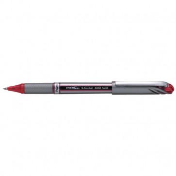 Energel Plus Pentel rosso 0,7 mm BL27-BX