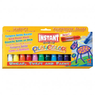 Tempera solida Playcolor Maped da 3 anni 10731 (conf.12)