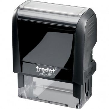 Timbri autoinchiostranti Trodat 4912 Printy P 4.0 47x18 mm 5 TR3920
