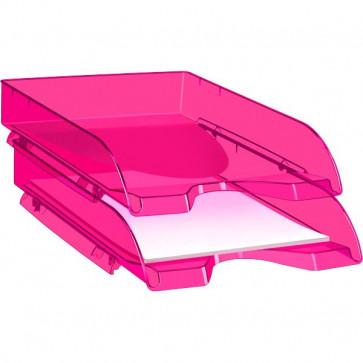 Vaschette portacorrispondenza CepPro Happy CEP rosa indiano 2112479