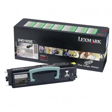 Originale Lexmark 24016SE Toner return program nero