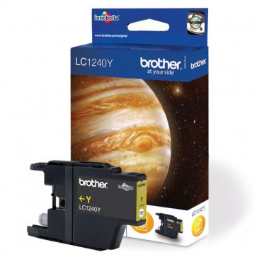 Originale Brother LC-1240Y Cartuccia inkjet giallo