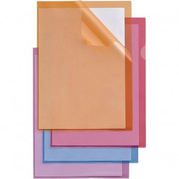 Buste a L Capri 61 Sei Rota Formato A4 PVC trasparente 26006102 (conf.25)