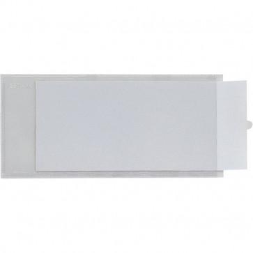 Portaetichette adesive IesTI Sei Rota Con etichette 3,2x8,8 cm 321112 (conf.10)