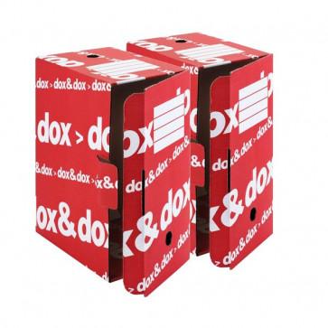 Scatola archivio Dox&Dox 17x35x25 cm 1600174 (conf.12)