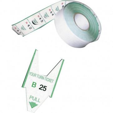 Rotoli tagliandi Verde per EliminaCode Printex Tr/roll/ver (conf.5)
